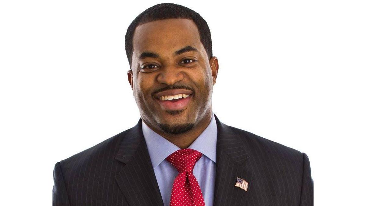 Headshot of City Council President Nick J. Mosby.